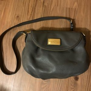 EUC Marc Jacobs Grey Crossbody